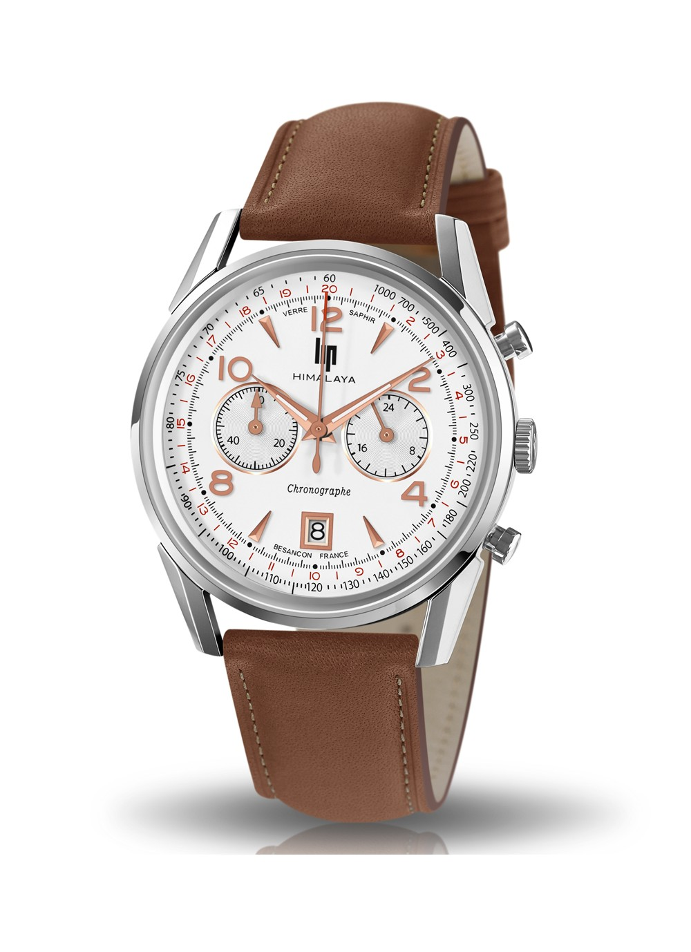 HIMALAYA 40 MM CHRONOGRAPH