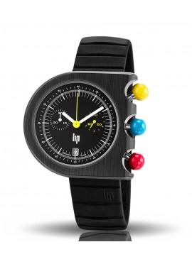Mach 2000 chrono noire 3 couleurs 670080