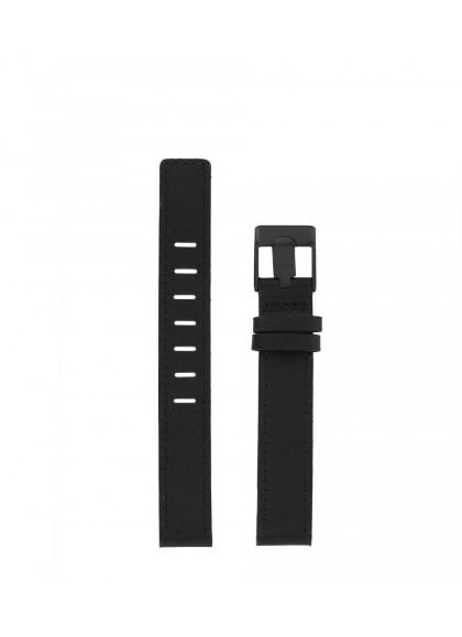 14 MM - 黑色皮革