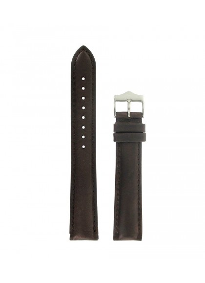 18 MM - BROWN LEATHER