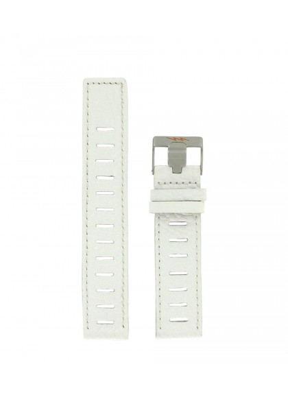 20 MM - WHITE LEATHER