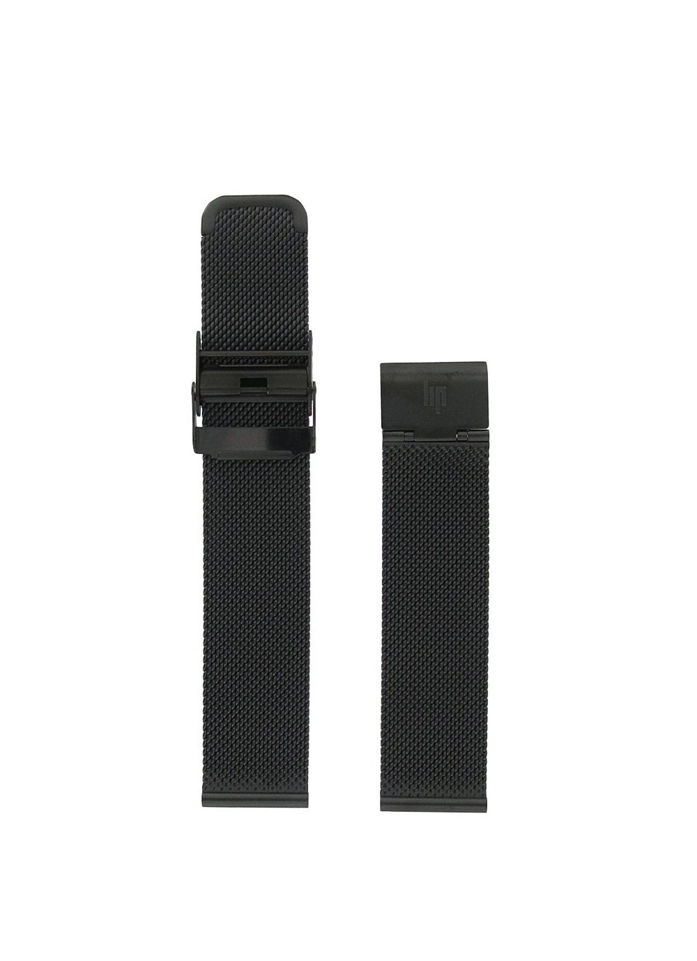 20 MM - BLACK MILANESE
