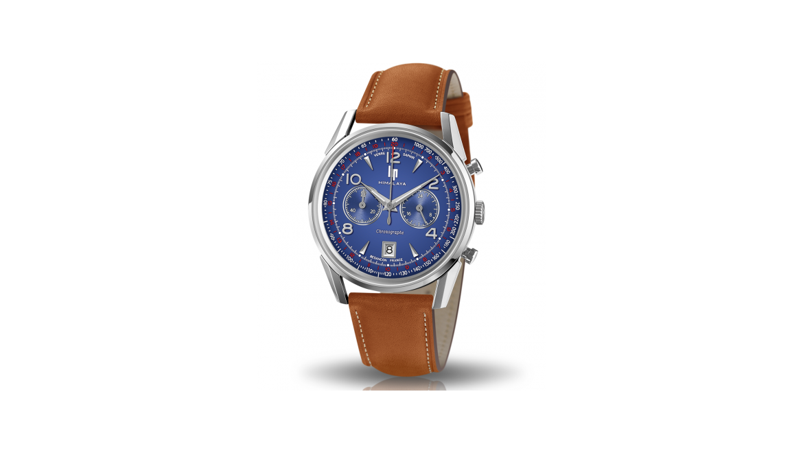 Himalaya 40  mm chronographe