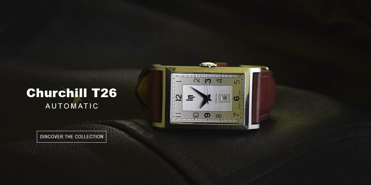 Churchill T26